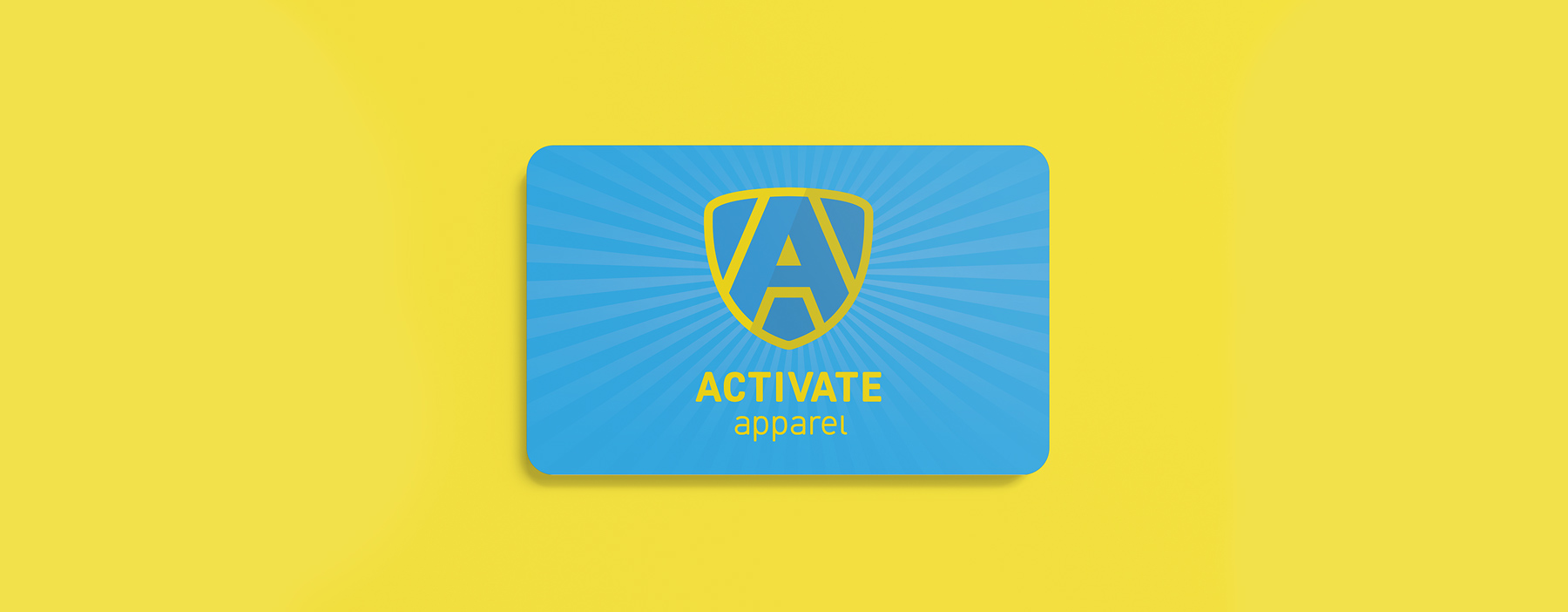 Activate Apparel E-Gift Card
